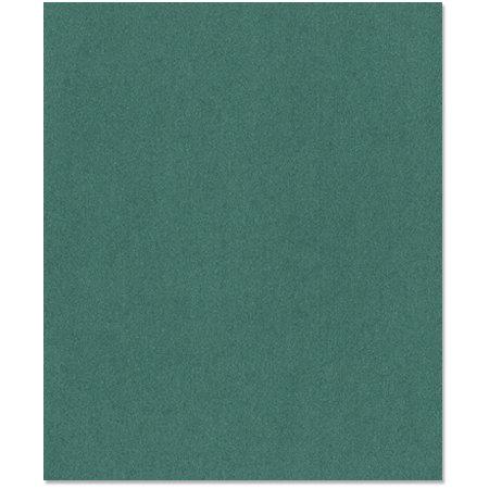 Bazzill - 8.5 x 11 Metallic Cardstock - Emerald