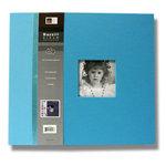 Bazzill Basics Album Collection - 12x12 Postbound - Artesian Pool