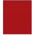 Bazzill Basics - 8.5 x 11 Cardstock - Classic Texture - Cardinal