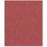 Bazzill Basics - 8.5 x 11 Cardstock - Canvas Bling Texture - Red Carpet