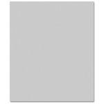 Bazzill Basics - Prismatics - 8.5 x 11 Cardstock - Dimpled Texture - Gray