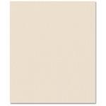 Bazzill Basics - Prismatics - 8.5 x 11 Cardstock - Dimpled Texture - Vanilla Cream