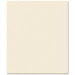 Bazzill Basics - Prismatics - 8.5 x 11 Cardstock - Dimpled Texture - Butter Cream