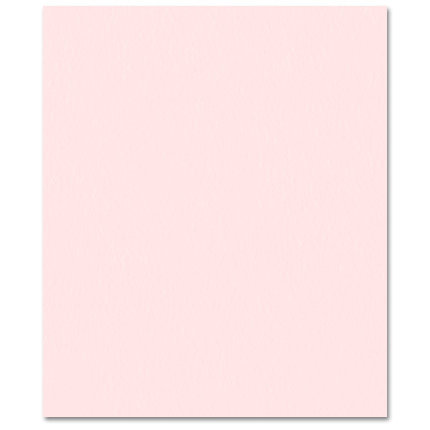 Bazzill - Prismatics - 8.5 x 11 Cardstock - Dimpled Texture - Iced Pink