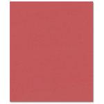 Bazzill Basics - Prismatics - 8.5 x 11 Cardstock - Dimpled Texture - Intense Pink