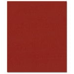 Bazzill - Prismatics - 8.5 x 11 Cardstock - Dimpled Texture - Blush Red Dark