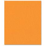 Bazzill Basics - Prismatics - 8.5 x 11 Cardstock - Dimpled Texture - Intense Orange