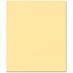 Bazzill - Prismatics - 8.5 x 11 Cardstock - Dimpled Texture - Sunflowers Light