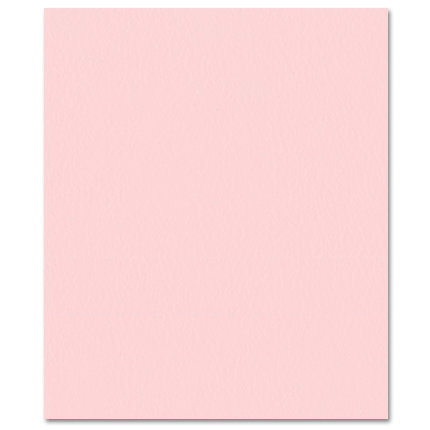 Bazzill Basics - Prismatics - 8.5 x 11 Cardstock - Dimpled Texture - Baby Pink Light