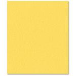Bazzill - Prismatics - 8.5 x 11 Cardstock - Dimpled Texture - Sunflowers Medium