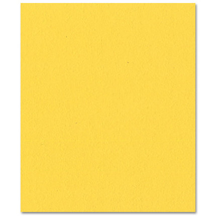Bazzill Basics - Prismatics - 8.5 x 11 Cardstock - Dimpled Texture - Classic Yellow, CLEARANCE