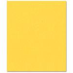 Bazzill Basics - Prismatics - 8.5 x 11 Cardstock - Dimpled Texture - Intense Yellow
