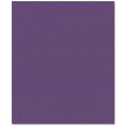 Bazzill Basics - Prismatics - 8.5 x 11 Cardstock - Grasscloth Texture - Classic Purple