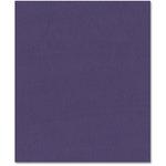 Bazzill Basics - Prismatics - 8.5 x 11 Cardstock - Dimpled Texture - Majestic Purple Dark
