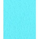 Bazzill Basics - Prismatics - 8.5 x 11 Cardstock - Dimpled Texture - Vibrant Teal