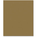 Bazzill Basics - Prismatics - 8.5 x 11 Cardstock - Dimpled Texture - Suede Brown Medium, CLEARANCE
