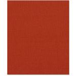 Bazzill Basics - 8.5 x 11 Cardstock - Grasscloth Texture - Fire Hearts