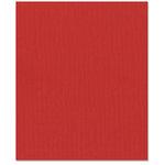 Bazzill Basics - 8.5 x 11 Cardstock - Grasscloth Texture - Grenadine