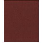 Bazzill Basics - 8.5 x 11 Cardstock - Canvas Texture - Rhubarb, CLEARANCE
