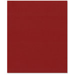 Bazzill Basics - 8.5 x 11 Cardstock - Smooth Texture - Pomegranate Splash