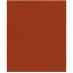 Bazzill Basics - 8.5 x 11 Cardstock - Canvas Texture - Maraschino