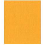 Bazzill Basics - 8.5 x 11 Cardstock - Canvas Texture - Cheddar