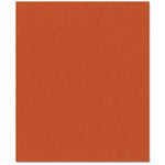 Bazzill - 8.5 x 11 Cardstock - Grasscloth Texture - Burning Ember