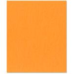 Bazzill Basics - 8.5 x 11 Cardstock - Grasscloth Texture - Tangelo