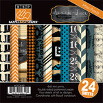 Bazzill Basics - Janet Hopkins - Arsenic and Lace Collection - 6 x 6 Assortment Pack