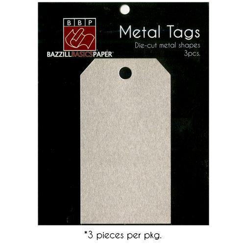 Bazzill Basics - Metal Tags - Price Tag