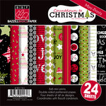 Bazzill Basics - Sweetwater - Countdown to Christmas Collection - 6 x 6 Assortment Pack