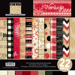 Bazzill Basics - Margie Romney Aslett - Nordic Pines Collection - 12 x 12 Assortment Pack