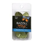 Bazzill Basics - Really Big Brads - 25 mm - Pear, CLEARANCE
