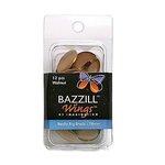 Bazzill Basics - Really Big Brads - 18 mm - Walnut, CLEARANCE