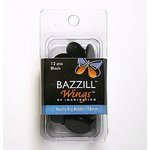 Bazzill Basics - Really Big Brads - 18 mm - Black