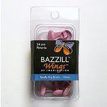 Bazzill Basics - Really Big Brads - 10 mm - Petunia, CLEARANCE