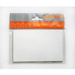 Bazzill Basics Accordion Cardstock - Library - White-OP, CLEARANCE