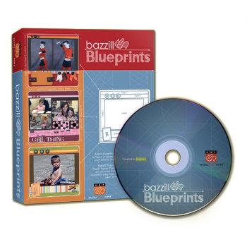 Bazzill Basics - Bazzill Blueprints - Interactive Software Program