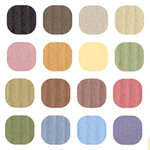 Bazzill Basics Inspirations Cardstock Pack - 12 x 12 - Light Corduroy Texture
