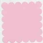 Bazzill Basics - 12x12 Scalloped Cardstock - Emma