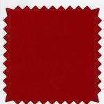Bazzill Basics - 12x12 Pinked Cardstock - Pomegranate