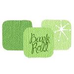 Bazzill Basics - Bazzill Bling Trios - Shimmer Cardstock - Bankroll Bling