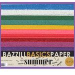 Bazzill Basics - 12x12 Cardstock Multipack - Summer