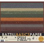 Bazzill Basics - 12x12 Cardstock Multipack - Fall