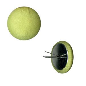 Bazzill Basics - Paper Brads - Green Tea, CLEARANCE