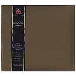 Bazzill - Lickety Slip - 12x12 D-Ring Album - Pinecone
