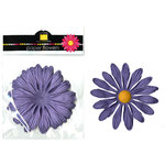Bazzill Basics - Paper Flowers - Gerbera 4 Inch - Brisbane, CLEARANCE