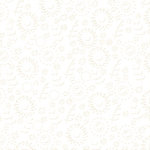 Bazzill - 12 x 12 Embossed Cardstock - French Garden - Bazzill White