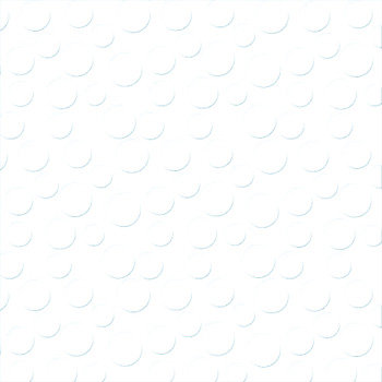Bazzill - 12 x 12 Embossed Cardstock - Polka Dot - Bazzill White