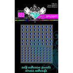 Bazzill Basics - Self Adhesive Jewels - 3 mm and 4 mm - Pauly Poo, CLEARANCE